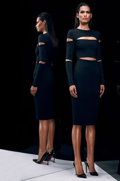Cushnie et Ochs Pre-Fall 2014 Collection Slideshow on Style.com