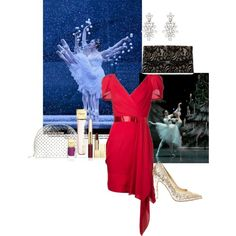 """Nutcracker"" by bellrae on Polyvore"