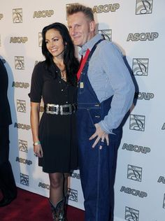 Joey + Rory walk the red carpet for the ASCAP Country Music Awards at the War Memorial Auditorium on Sept. 14, 2010.