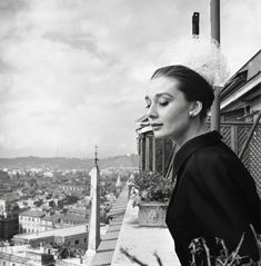 Cecil Beaton, 'Audrey Hepburn in Rome', 1960