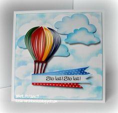 Balloon - by: Katarzyna Wróblewska - ArtLife - www.kasia-wroblewska.blogspot.com/search?updated-max=2013-06-18T16:09:00%2B03:00