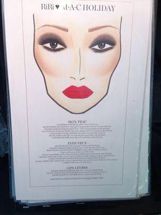 RiRi Mac Makeup ideas