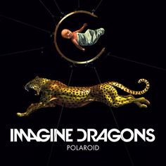Imagine Dragons 'Polaroid' Artwork From Smoke + Mirrors!