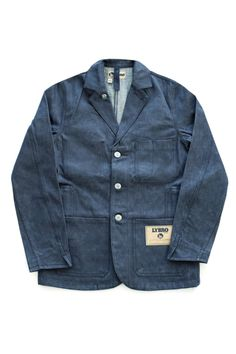 LYBRO - 6 POCKET UNLINED TENZING - LYBRO BLUE