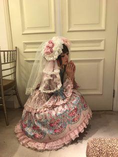 Midori Fukasawa in Angelic Pretty; Hello Lolita Event, Shanghai