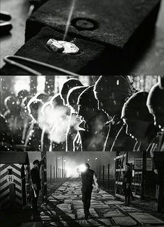 Film techniques used in schindler's list essay