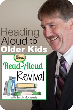 Why is it so important to be reading aloud to older kids? Let Andrew Pudewa tell you why in this inspiring and informative episode of the Read-Aloud Revival podcast.