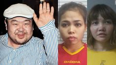 Two women accused of murdering Kim Jong Nam plead not guilty