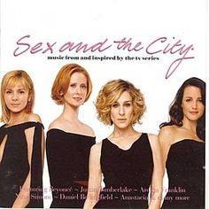 Sex and the City TV Show and 1st Movie.. LOVE