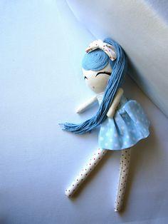 Custom Classic Cloth Doll