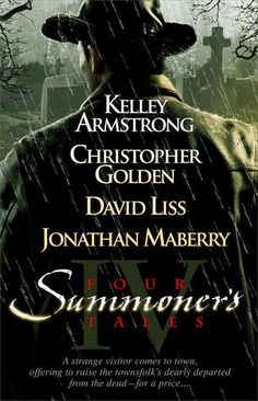#CoverReveal Four Summoner's Tales (Joe Ledger)  by Kelley Armstrong, David Liss, Christopher Golden, Jonathan Maberry. Coming 9/17/13