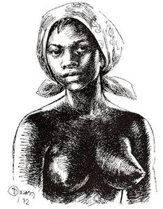 Dandara: guerreira em Palmares, no Brasil. Esposa de Zumbi lutou para livrar os negros da escravidão. Suicidou-se em 6.02.1694 para não voltar a ser escravizada.  Dandara: warrior in Palmares, Brazil. Zumbie's wife fought to free blacks from slavery. Committed suicide in 02/06/1694 to no longer be enslaved.