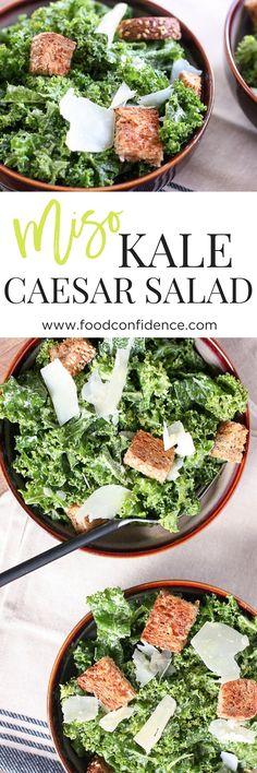 This Miso Kale Caesa