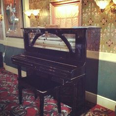 #piano at the old May Baily's whore house that is now a #bar #neworleans #nola
