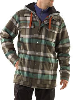 Burton Hackett Insulated Jacket