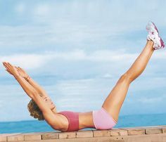 7 new ab work outs when crunches aren't working!
