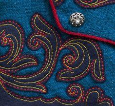 Magasin for Bunad og Folkedrakt Ethnic Fashion, Fashion Art, Folk Costume, Costumes, Folk Embroidery, Going Out Of Business, Bridal Crown, Color Shapes, Norway