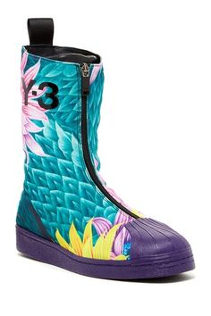 adidas Y-3 X High Top Sneaker