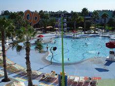 Disney's Pop Century - Petal Pool