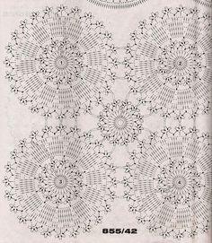 """S-au găsit pe site-ul o Crochet Doily Rug, Crochet Motif Patterns, Crochet Curtains, Crochet Circles, Crochet Tablecloth, Crochet Diagram, Crochet Chart, Crochet Squares, Crochet Home"