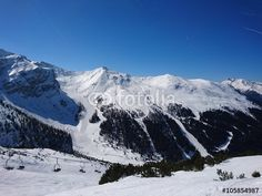 #Skiing At #Axamer #Lizum In #Tyrol #Austria @fotolia @fotoliaDE #fotolia #nature #travel #holidays #landscape #mountains #winter #season #bluesky #outdoor #wonderful #panorama #stock #photo #portfolio #download #hires #royaltyfree