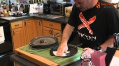 Teflon pans are great for eggs, but in the Daddy Daughter Kitchen, we use stainless steel or cast iron for everything else. How to season (or re-season) cast iron Seasoning Cast Iron, Daddy Daughter, Cooking Videos, Eggs, Stainless Steel, Seasons, Kitchen, Cooking, Egg