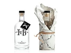 Packaging of the World: Creative Package Design Archive and Gallery: Tub Gin