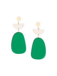 ISABEL MARANT Other Potatoes Drop Earrings. #isabelmarant #earrings