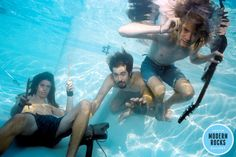 check out unseen photos from nirvana's nevermind album shoot | read | i-D