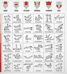 Bildergebnis für weekly home abdominal workout routine for men - Fitness Fitness Workouts, Gym Workout Tips, Abs Workout Routines, At Home Workouts, Fitness Tips, Fitness Motivation, Health Fitness, Workout Bodyweight, Aerobics Workout