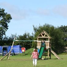 Play Areas at Meadow Lakes Holiday Park