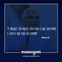 Para quem devo contar a minha #dor? O Ricardo Sá nos ensina como agir com nossos #sofrimentos!