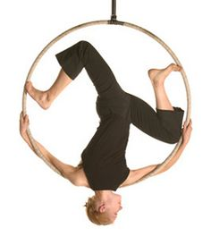 Ilona Jantti - Aerial Hoop - Show