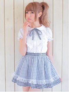 Ulzzang Outfit perfect for summer