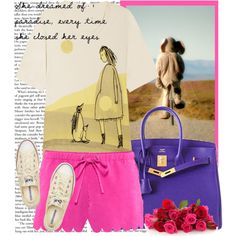 """Paradise"" by karineminzonwilson on Polyvore"