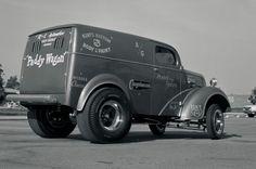 Anglia Panel Truck.
