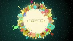 Planet One by Andy Martin. More at http://www.andymartin.info & http://www.twitter.com/handymartian