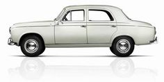once upon a time I had such a car! Peugeot 403 - A beauty