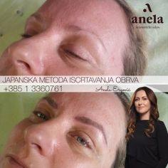Anela – kozmetički salon » Japanska metoda iscrtavanja obrva – foto