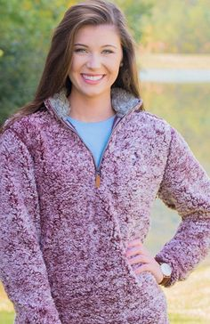 f4ec103d4e 16 Best Sherpa pullovers images in 2019