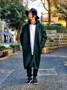 ONE DAY KMC | photographer Himeさんのハット「DETAILS 【15/16A/W先行予約】DETAILS/ツバ広フェルトHAT」を使ったコーディネート