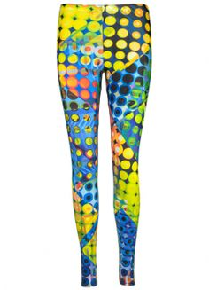 Circus Collection Leggings by my friend Milka Rodic