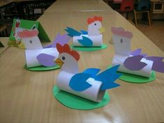 Toilet Paper Roll Crafts - Get creative! These toilet paper roll crafts are a great way to reuse these often forgotten paper products. You can use toilet paper rolls for anything! creative DIY toilet paper roll crafts are fun and easy to make. Toilet Roll Craft, Toilet Paper Roll Crafts, Paper Crafts For Kids, Diy Paper, Unique Art Projects, Projects For Kids, Diy For Kids, Craft Projects, Bunny Crafts