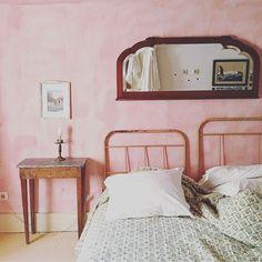 Blueberry farm - bedroom by @jenniferpmoss #chambredhôte #uvadomonte #portugal #countryside #travel #escapade #trip #bohemian #swimmingpool #takeabreak