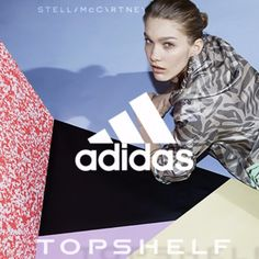 #StellaMcCartney #Adidas The price for adidas by Stella McCartney is really no more than other brands sportswear . But it does offers more... #WantToKnowMore https://www.topshelf.nl/merken/#Topshelf #HappyEverline  #Brands