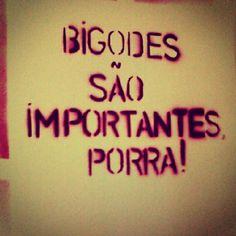 São Paulo - SP por @bigodesporsp