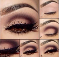 5 steps to achieve this gorgeous eye look