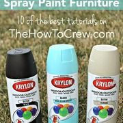 How To Paint Laminate Furniture (Without Sanding!) - The How-to Crew