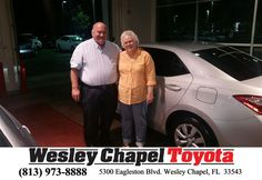 "#HappyBirthday to William ""Buddy"" from Darien Carter at Wesley Chapel Toyota!  https://deliverymaxx.com/DealerReviews.aspx?DealerCode=NHPF  #HappyBirthday #WesleyChapelToyota"
