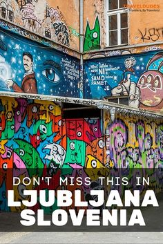 6 Crazy Cool Things You Didn't Know About Ljubljana, Slovenia | Travel Dudes Social Travel Community: